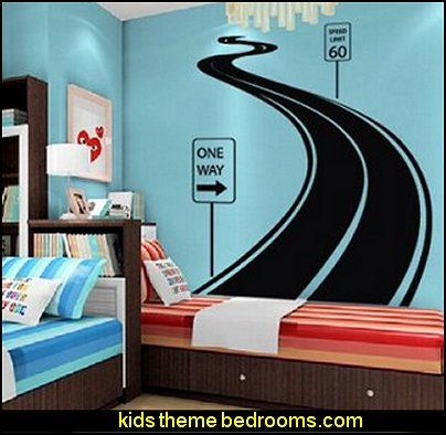 Car Themes For Boys Rooms   Race Car Bedroom Decorating   Nascar   Hot  Wheels   Flames   Race Cars Theme Beds   CAR RACING Theme Bedrooms   Boys  Sports ... Part 45