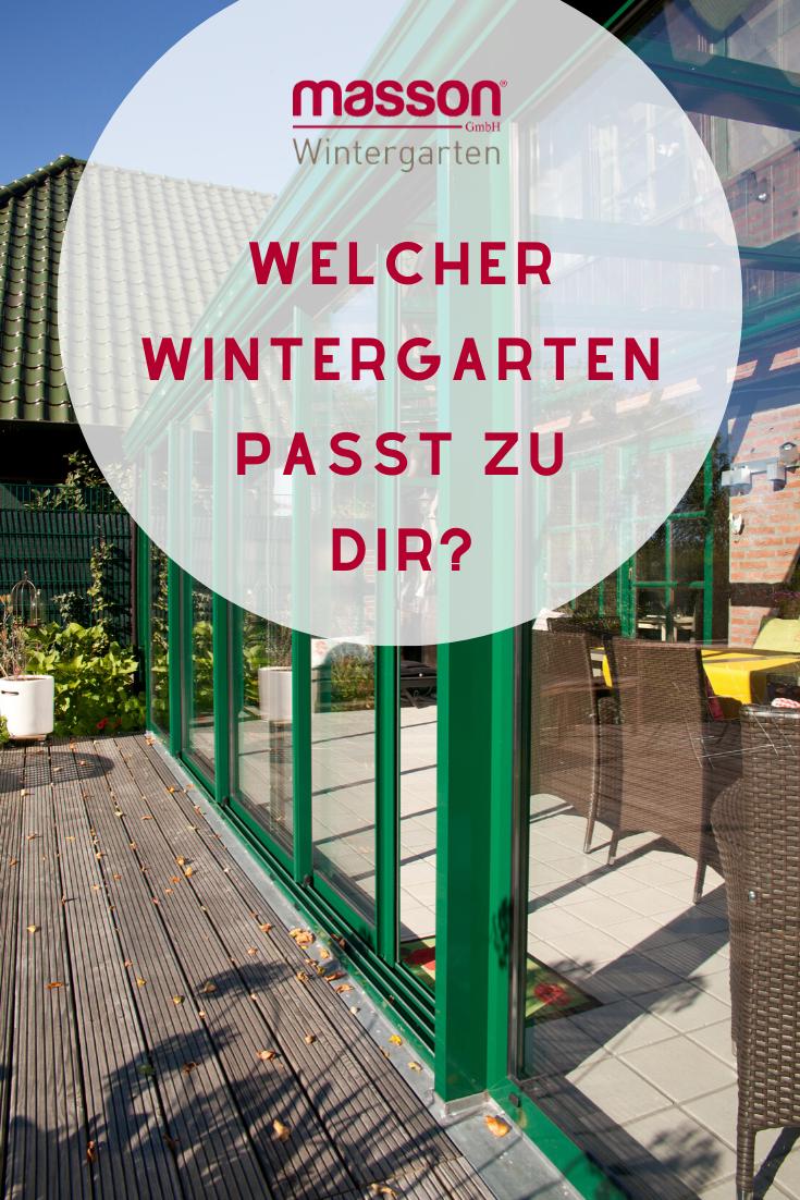 Sie Sind Noch Auf Der Suche Nach Dem Perfekten Wintergarten Fur