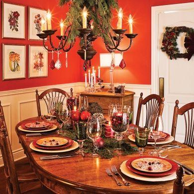 Noël champêtre Noel and Decoration