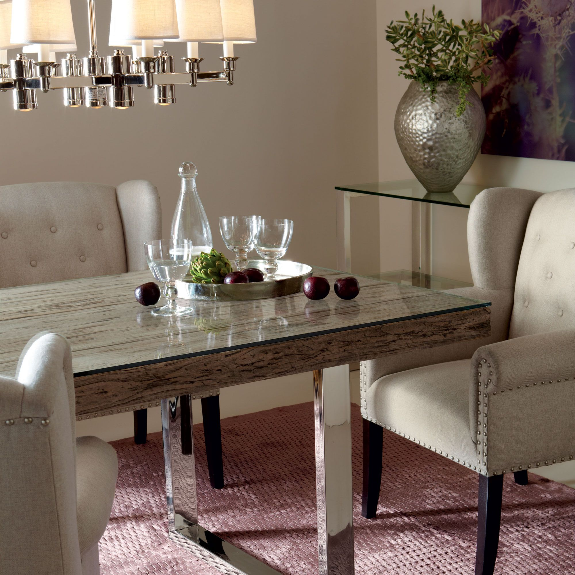 Shop For The Bernhardt Henley Dining Table At Belfort Furniture