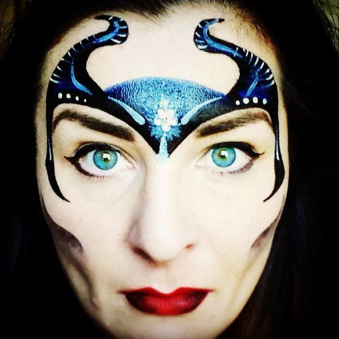 Eleanor- Face Painter & Body Artist | www.contrabandevents.com