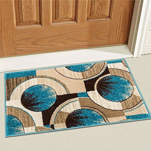 Carolines Treasures Sea Shell Doormat 18 H x 27 W Multicolor