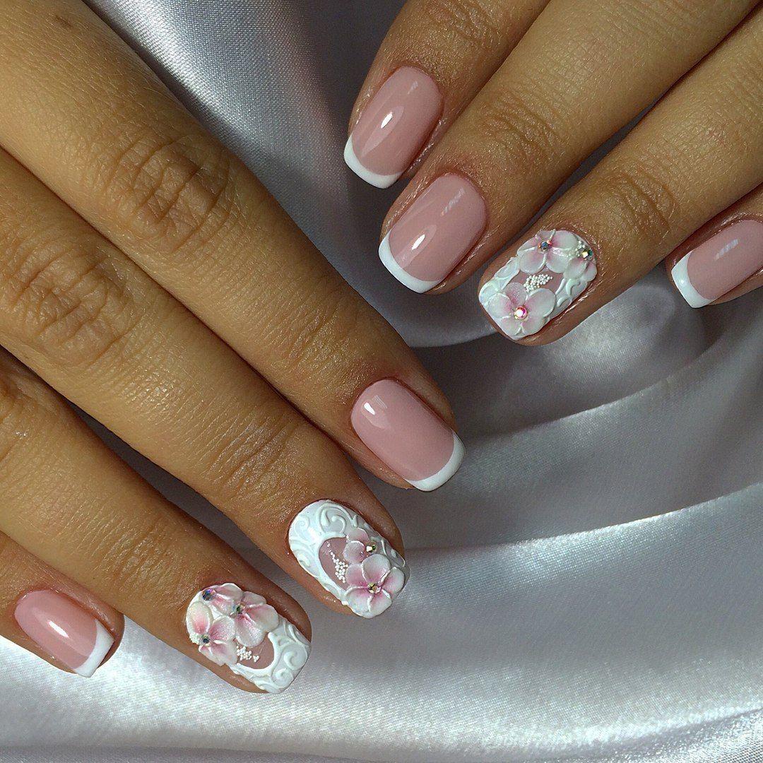 Nail Art #2526 - Best Nail Art Designs Gallery | Nail wedding ...