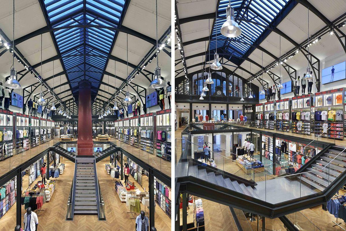 Nouveau Concept Store Paris #6: Uniqlo Ouvre Un Nouveau Concept Store à Paris