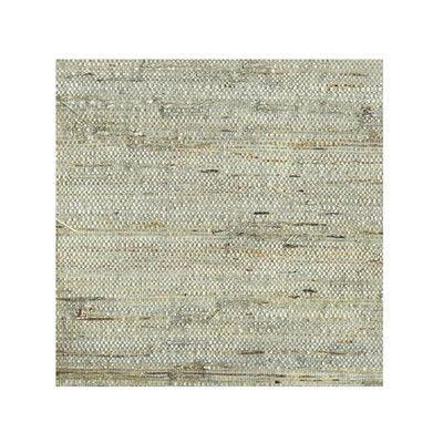 "York Wallcoverings Urban Retreat 24' x 36"" Grasscloth Wallpaper"