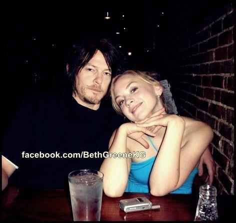Daryl Dixon And Beth Greene Dating