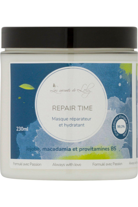 Masque Nourrissant Repair Time Les Secrets De Loly En 2020 Shampooing Doux Cuir Chevelu Sensible Et Jojoba