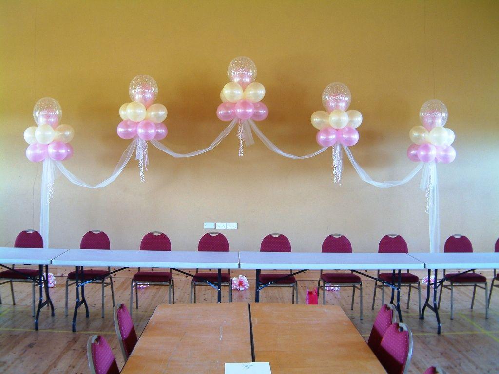 Weddings fantasy clouds buscar con google globos for Balloon cloud decoration