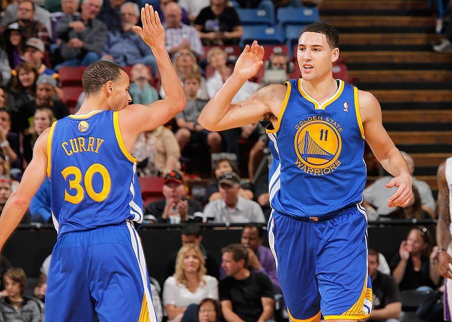 Golden State Warriors on Splash brothers, Golden state