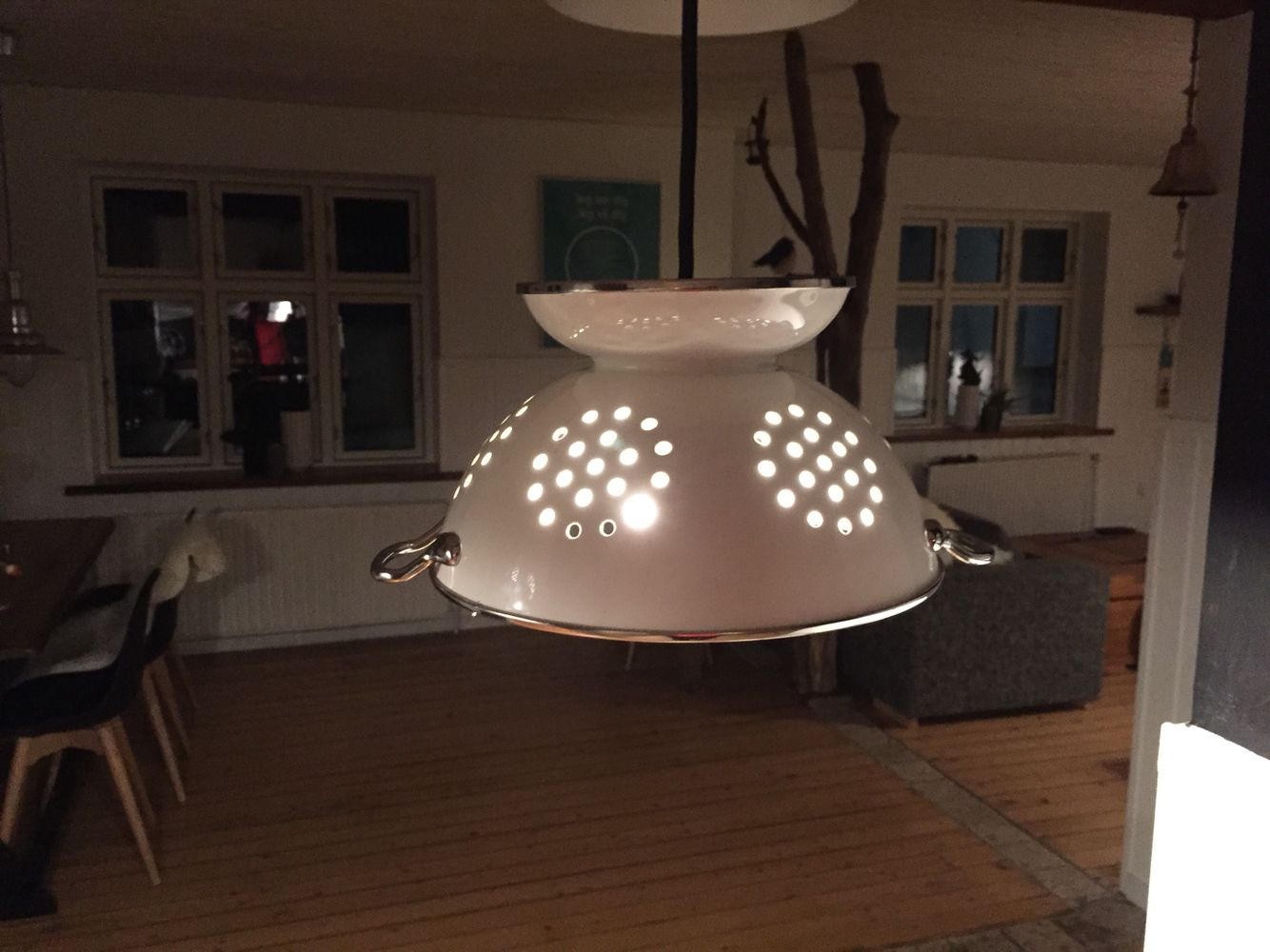 Nye lamper