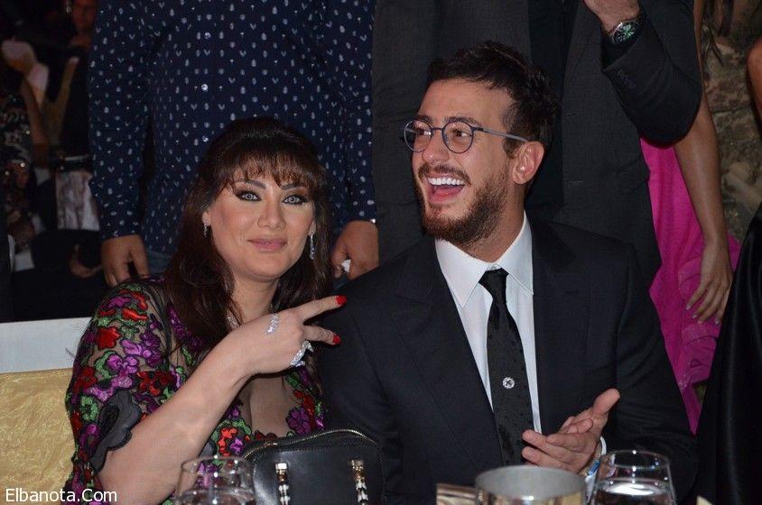 بوسي شلبي لسعد المجرد المغربيين جايين عشان يبوظوا الحفل Talk Show Scenes Talk