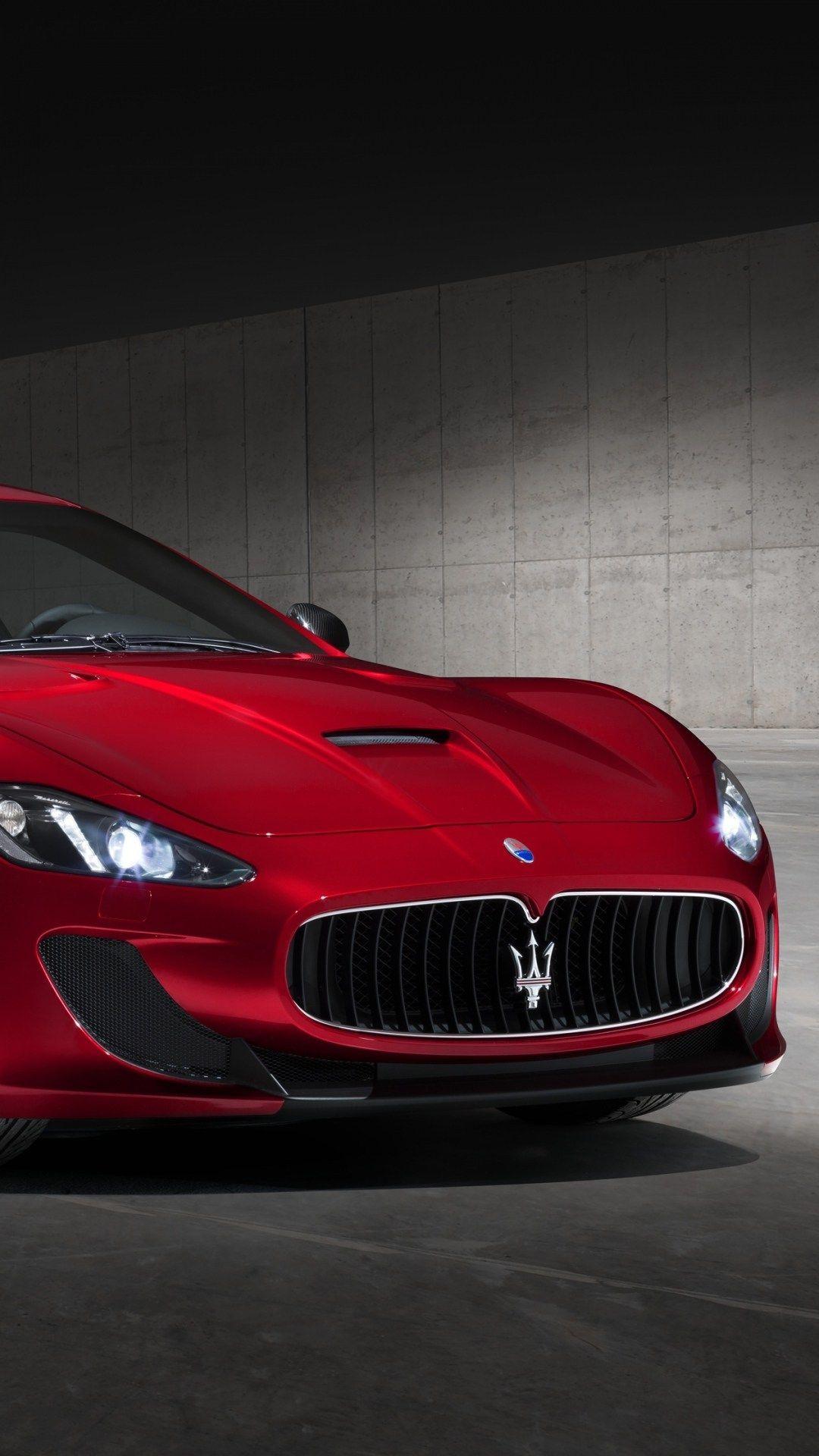 Maserati Granturismo Mc Maserati Granturismo Maserati Car Wallpapers
