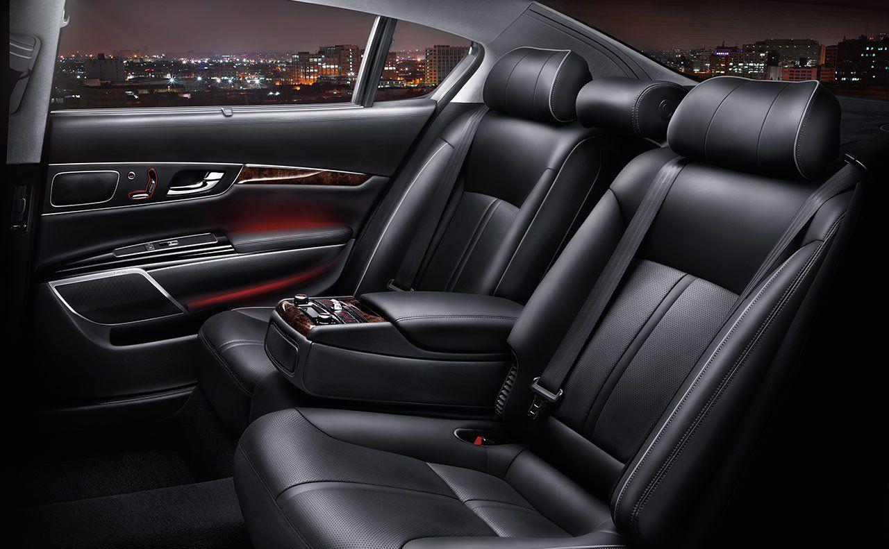 2015 Kia K900 - Power reclining 6040 split rear seats in the & 2015 Kia K900 - Power reclining 60:40 split rear seats: in the ... islam-shia.org