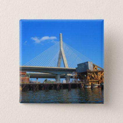 Boston Bridge Photo On Gifts Button