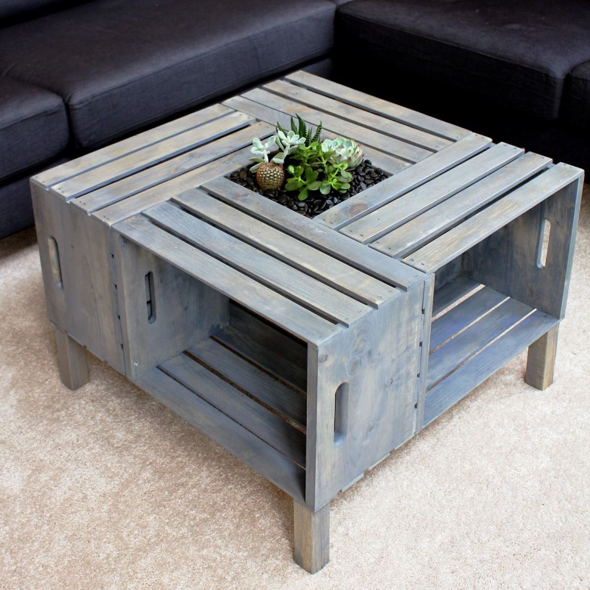DIY Coffee Table Decorating - Real House Design