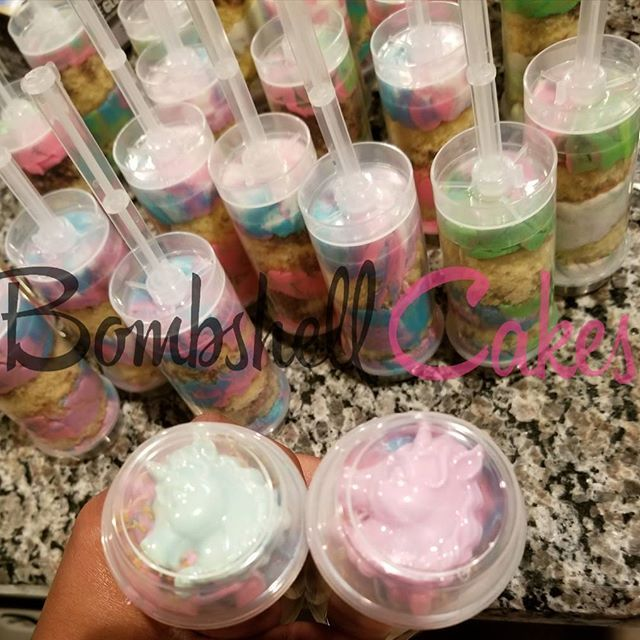 Unicorn push up pops *requires 2 weeks notice* #cakelife #ibake - 2 weeks notice