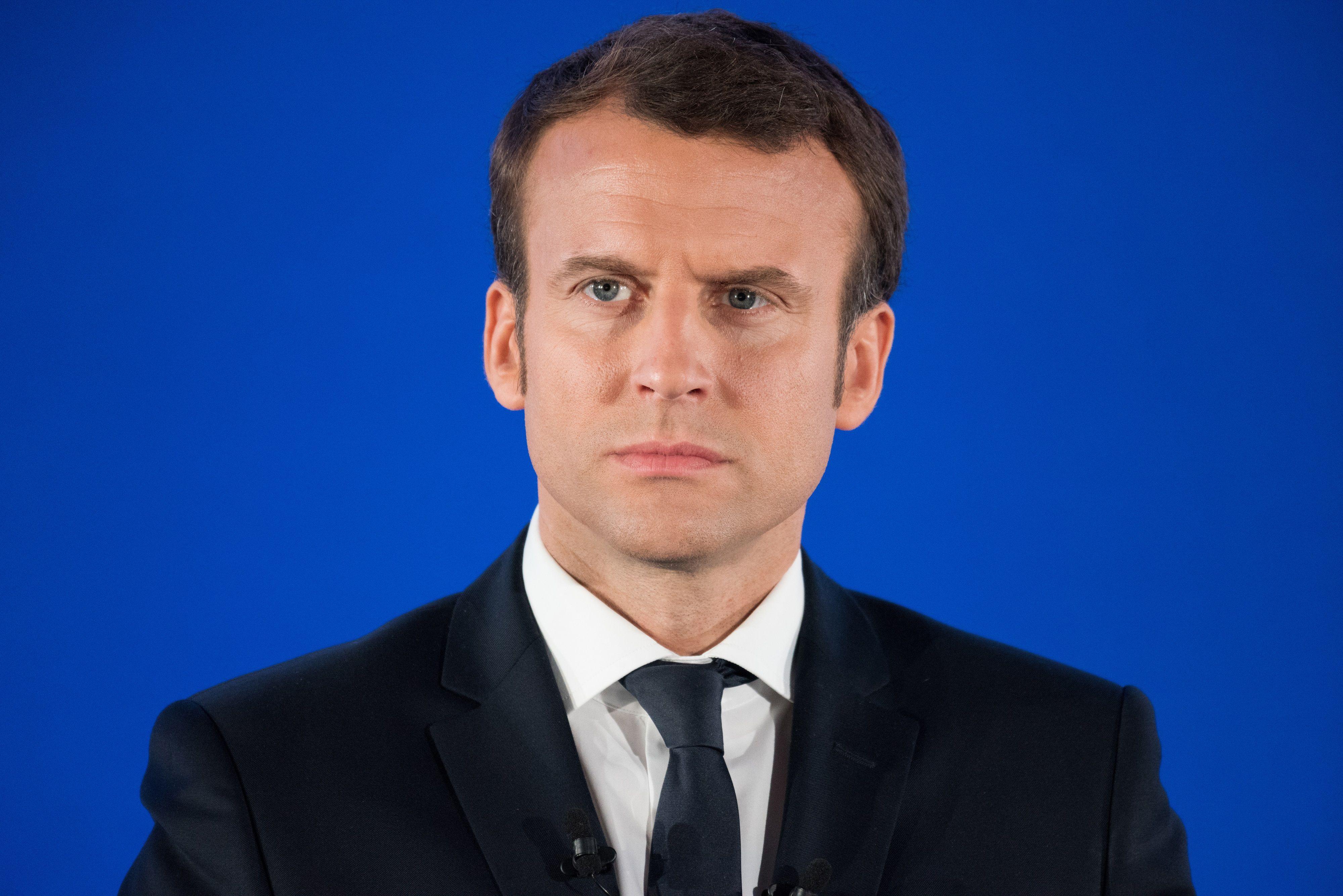 Gilets Jaunes la réponse d'Emmanuel Macron (avec images