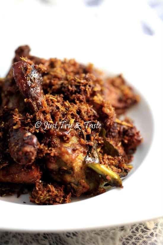 Resep Ayam Goreng Bumbu Rempah Resep Ayam Makanan Dan Minuman Resep Masakan