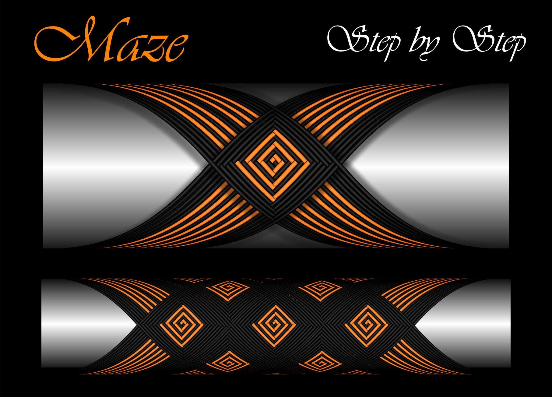 Maze cross wrap pattern step by step custom rod building cross wrap maze cross wrap pattern step by step custom rod building cross wrap pattern facebook page buycottarizona Image collections