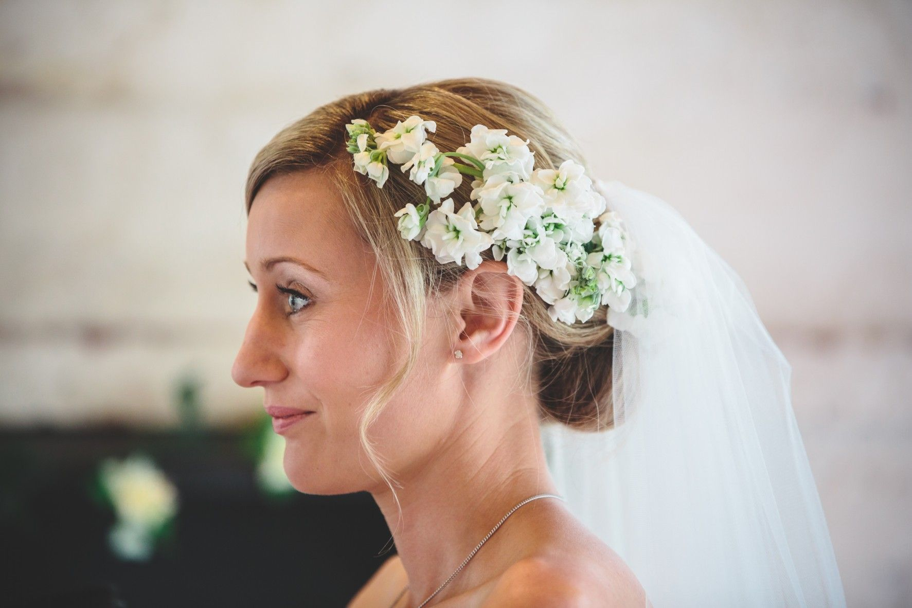 lovely wedding hair style at arthurs point, queenstown, new