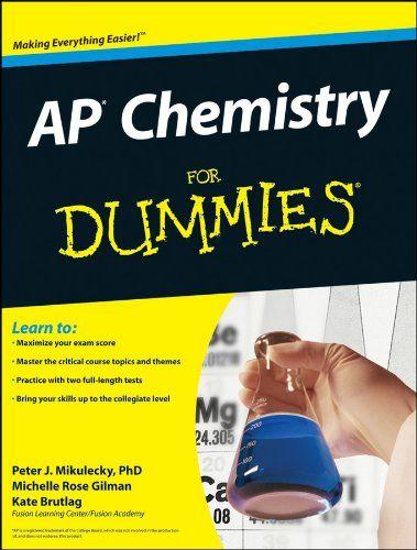 DOWNLOAD PDF AP Chemistry For Dummies Free Epub/MOBI ...