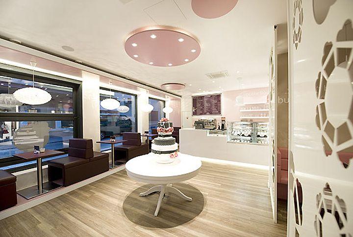 Cupcake Boutique by DITTEL | Architekten, Stuttgart store design