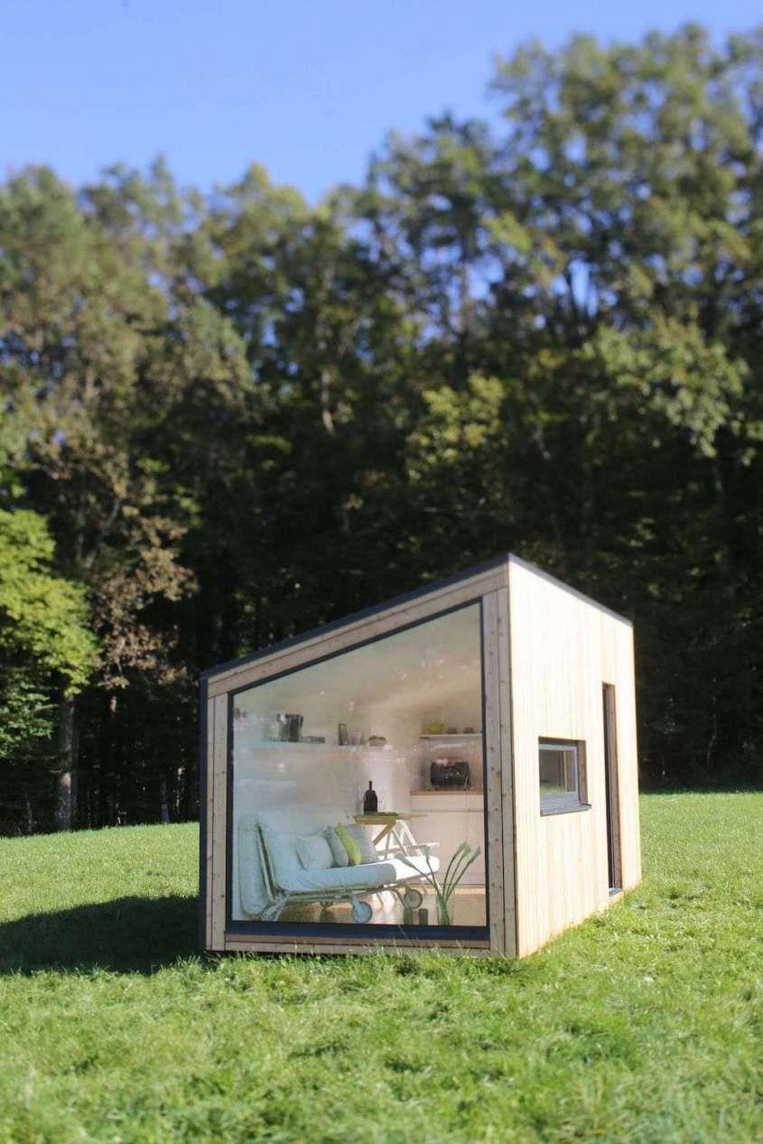 Mini case design casa piccola case di legno piccole e for Mini casa minimalista