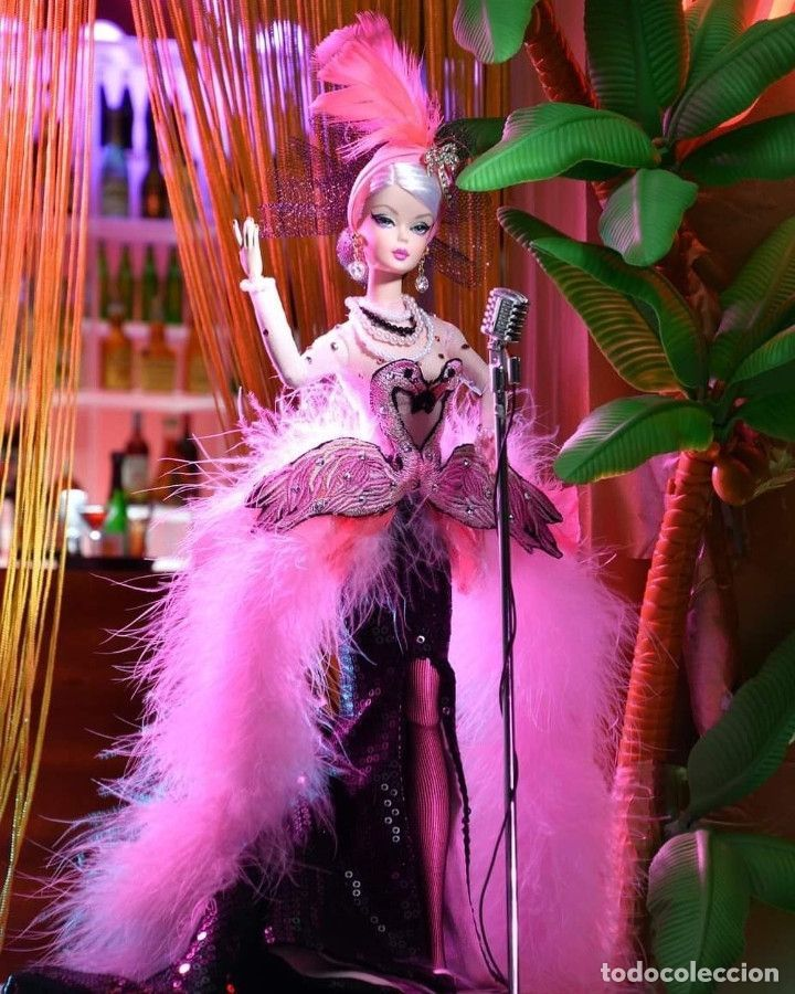 Flamazing Celebration Barbie Silsktone 2019 Spanish Doll Convention Magia 2000 #spanishdolls Flamazing Celebration Barbie Silsktone 2019 Spanish Doll Convention Magia 2000 #spanishdolls