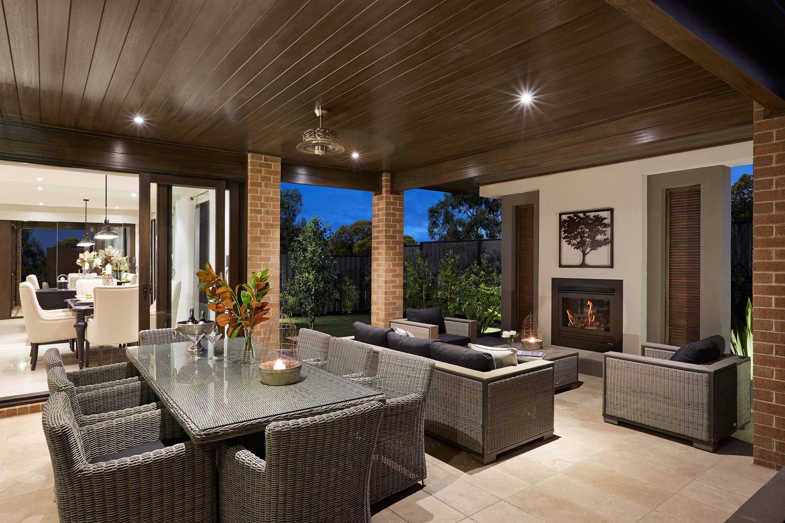 Carlisle Homes Sorrento 43  Featured At Featherbrook Estate Point