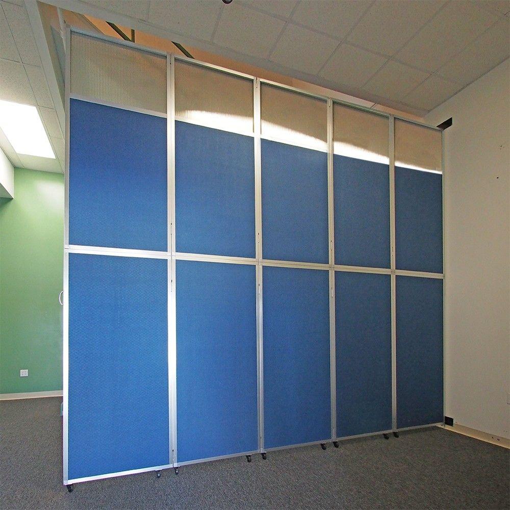Operable Wall Folding Room Divider White Loft Pinterest