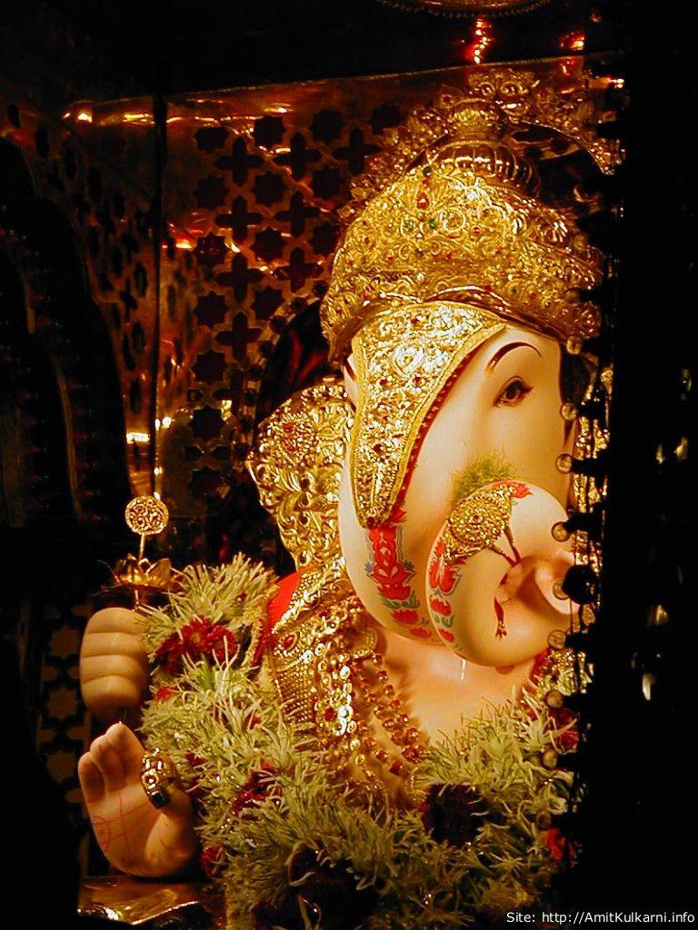 Divine ) Ganesh wallpaper, Ganesha pictures, Wallpaper