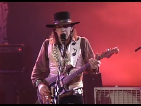 Stevie Ray Vaughan - Couldn't Stand The Weather - 9/21/1985 - Capitol Theatre (Official) - YouTube
