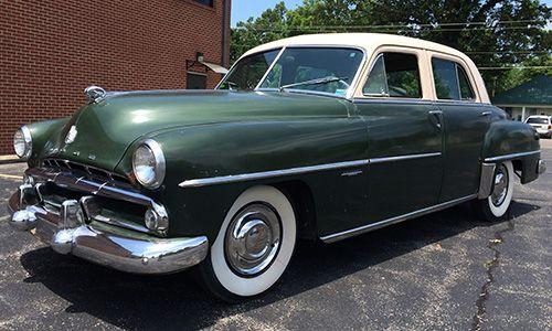 1954 Packard Classic Cars Usa Dodge Coronet Dodge