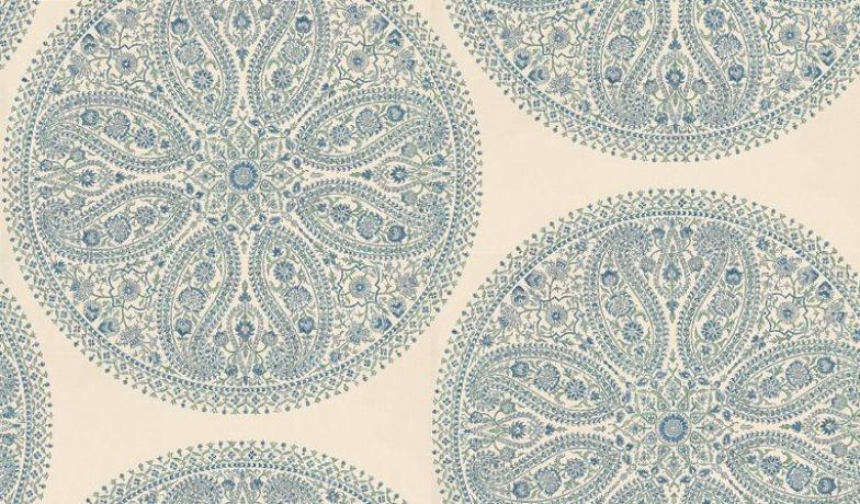 paisley circles dcavpc103 sanderson wallpapers a