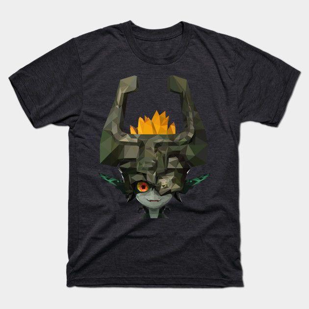 Triangle Midna - Mens T-Shirt