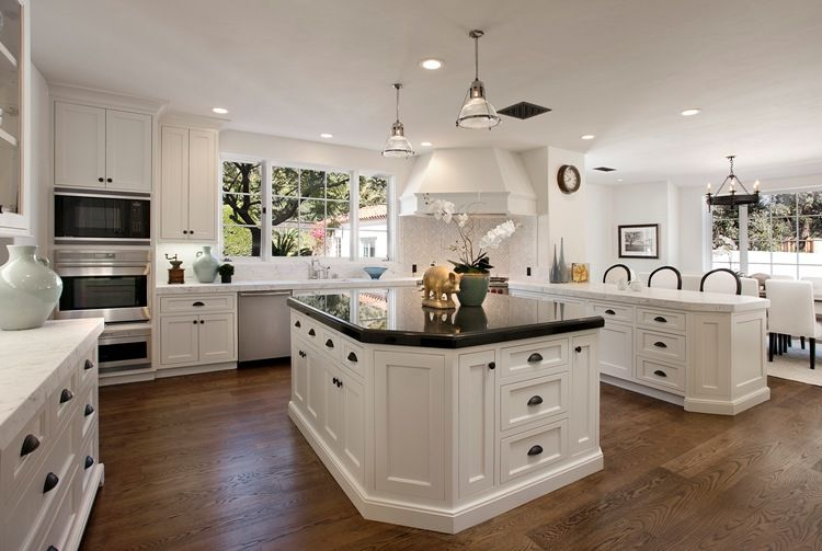 The Marvellous Beautiful Kitchens With White Cabinets Pic Above, Is One Of  Photo From Some Other Pics In The Piece Amazingly Most Beautiful White  Kitchens, ... Part 36