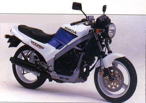 Otro recuerdo de mi adolescencia: La Honda VT250F • Club