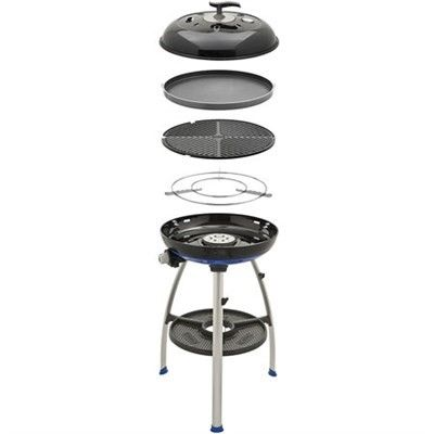Cadac Carri Chef 2 Portable Gas Grill With Chef Pan Gas Bbq Grilling Bbq Cover