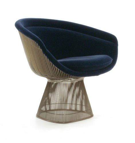 Pin By Wendz On For The Home Platner Lounge Chair Chair Design Modern Chair