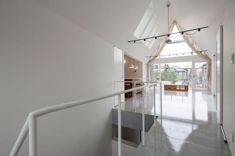 Japanisch Wohnen house cut starpilots architects designboom 02