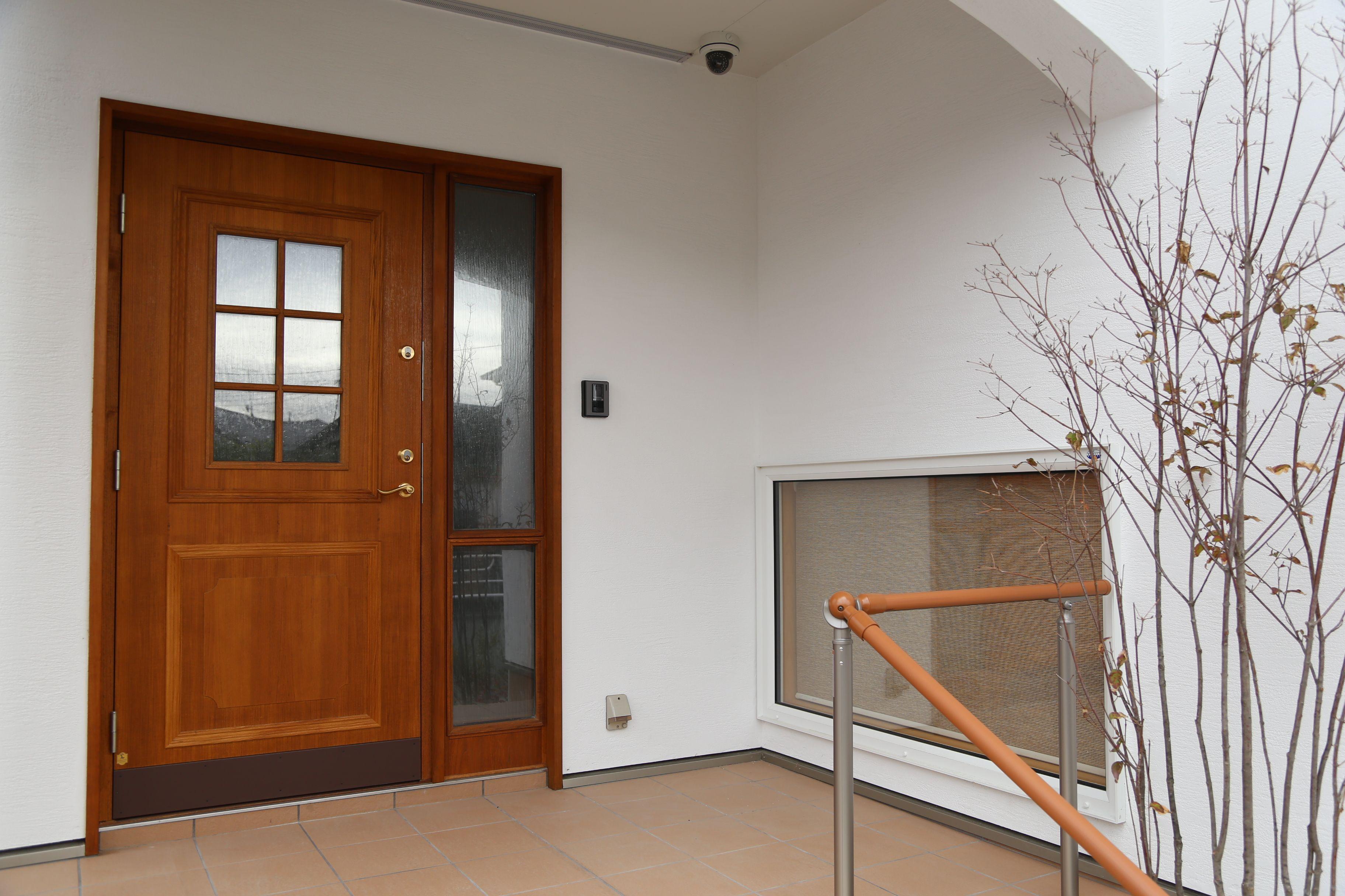 チーク防火玄関ドア 2020 ドア 玄関 玄関ドア