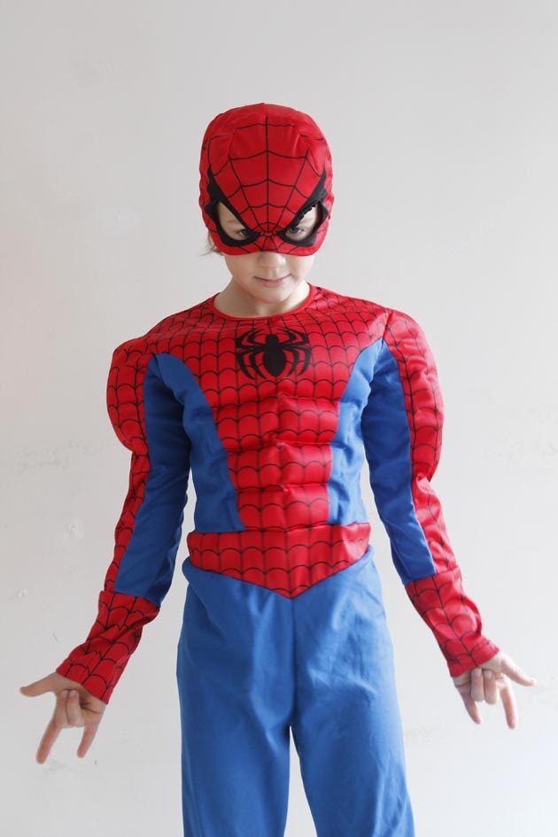 disfraz de Spiderman  dbe447eccf8