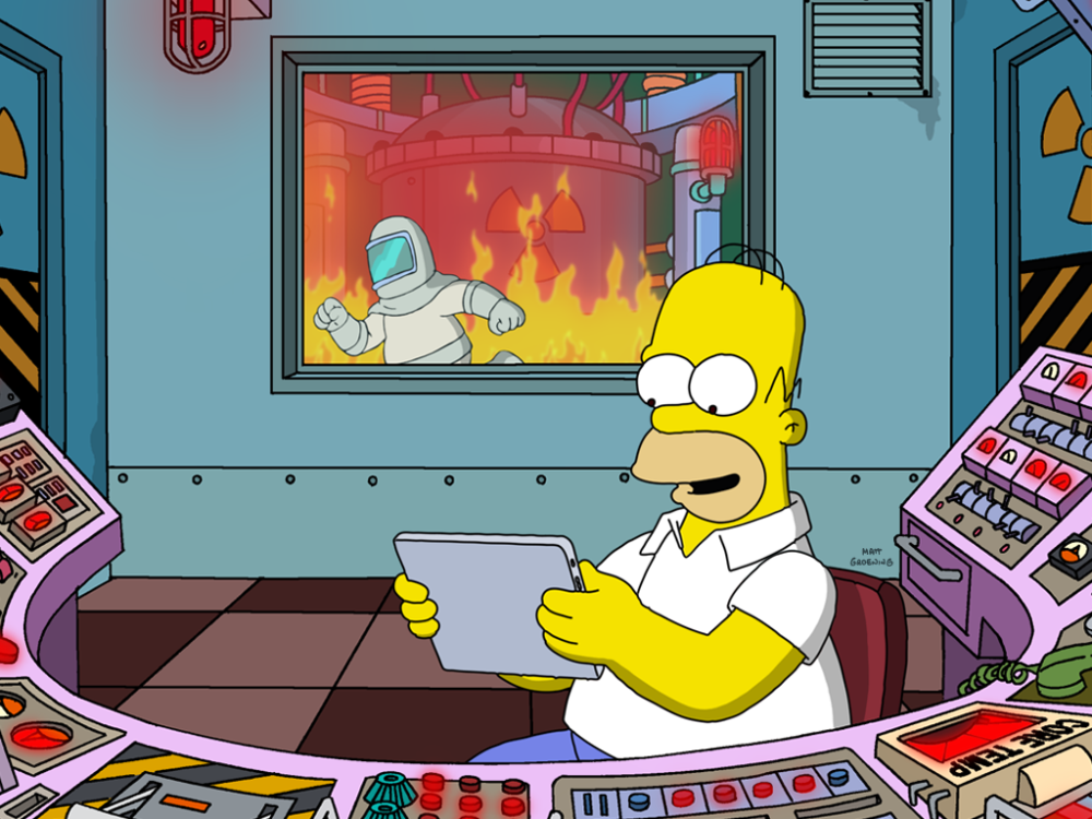 Homer Simpson Blank Meme Template Homer Simpson The Simpsons Movie Simpsons Meme