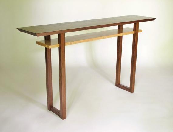 Best Modern Wood Narrow Dressing Table For Minimalist Vanity 400 x 300