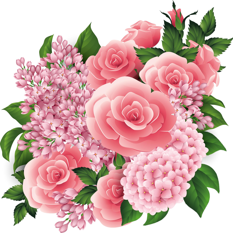 my design beautiful flowers decoupage flowers