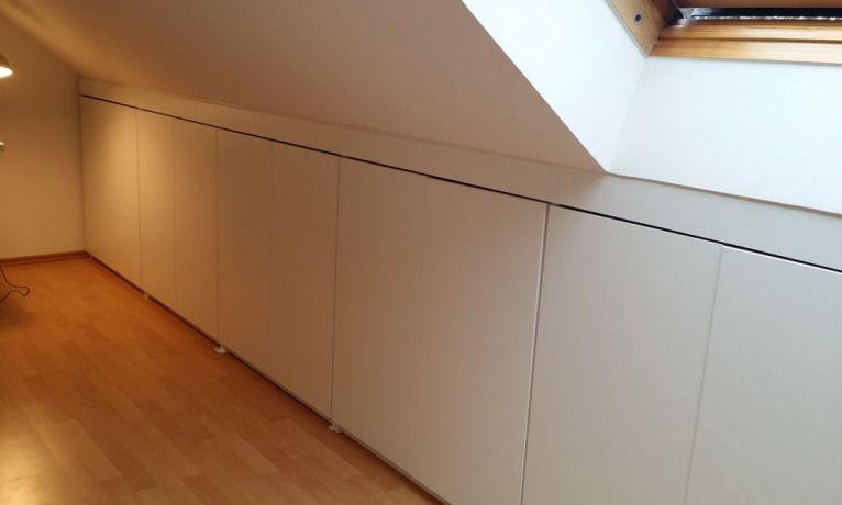 Photo of Hausgemachter Einbauschrank