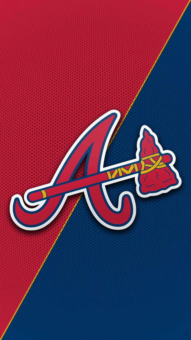 Pin By Sammi Smith On Atlanta Braves Atlanta Braves Wallpaper Atlanta Braves Logo Braves
