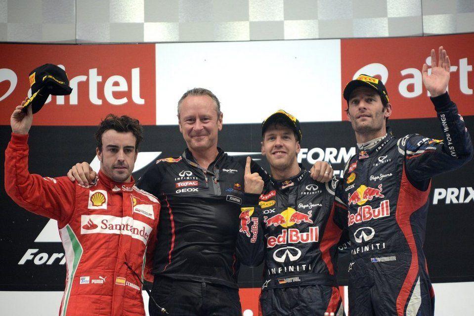 GP de India 28/10/2012 #formula1 #f1 #gpindia