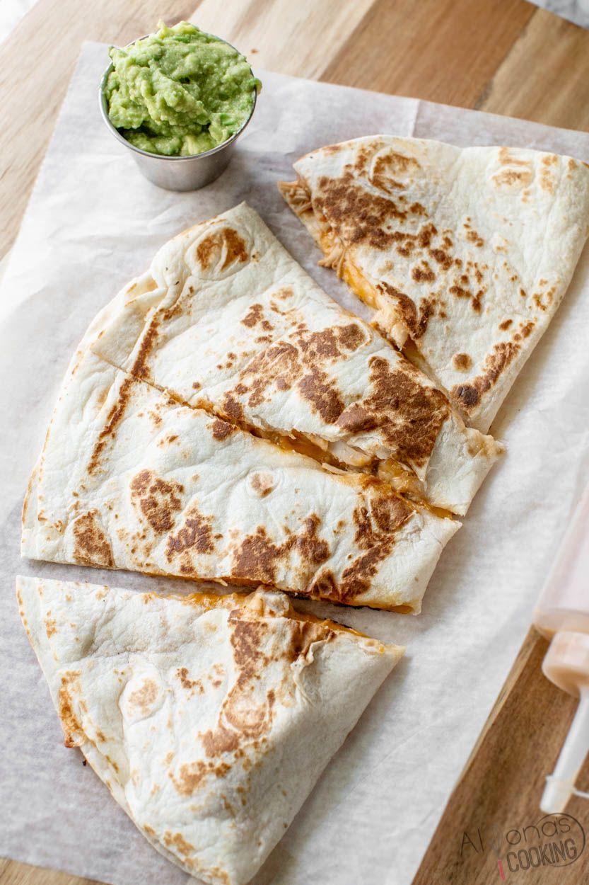 How To Make Taco Bell Quesadilla Recipe Alyona S Cooking Recipe In 2020 Recipes Chicken Quesadilla Recipe Taco Bell Quesadilla