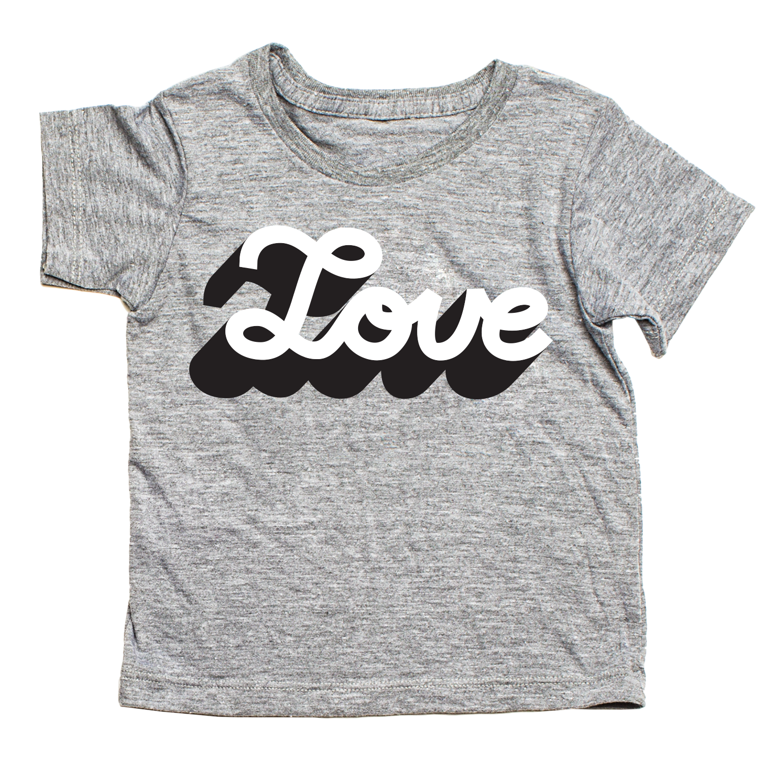 Love Script T-Shirt from Whistle & Flute